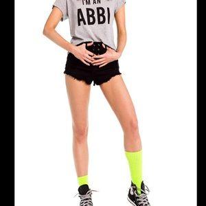 I'm an Abbi Broad City Wildfox
